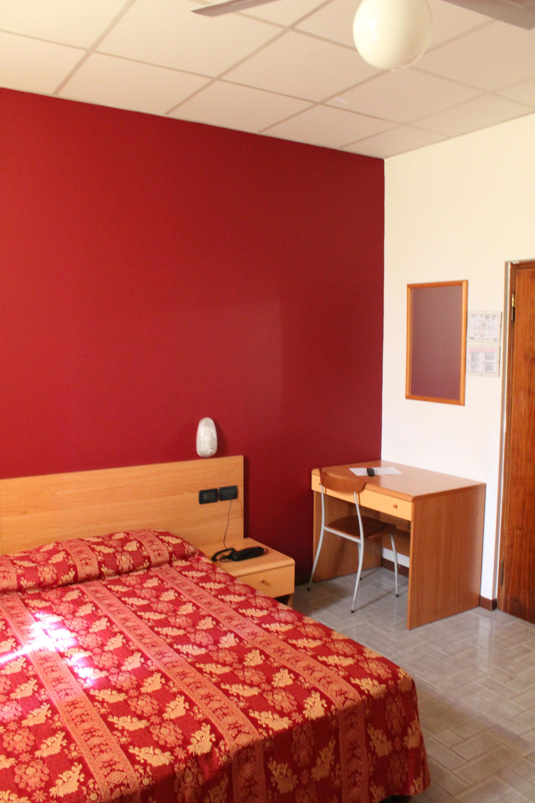 Camera doppia con balcone (letti singoli) | Hotel San Geminiano